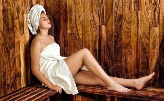Sauna je zdravá i pro děti, ale při saunování se držte pravidel pro své zdraví.